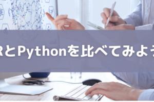 【R言語とPythonの比較】どっちが良い?両方?データサイエンス・分析のスクール情報も